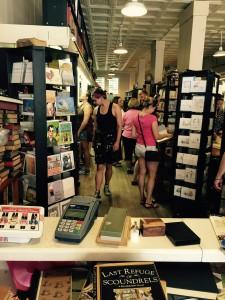 The Annapolis Bookstore's new location.